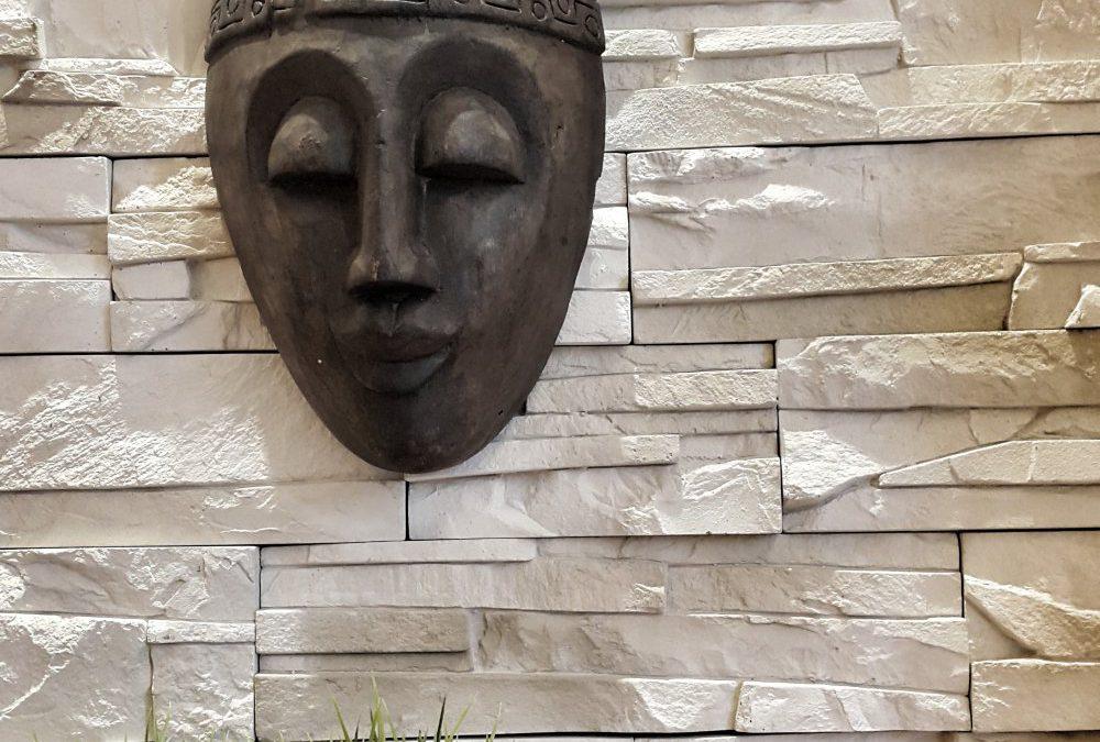 Maska szamana